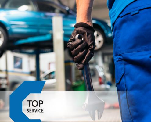 La tua auto deve fare il tagliando? Scegli TOP SERVICE e risparmia