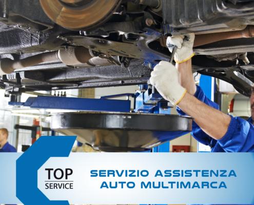 Servizio di Assistenza e Riparazione Auto di Tutte le Marche a Quartu Sant'Elena | Top Service