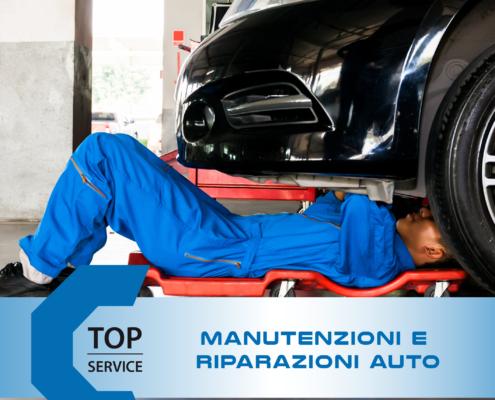 Officina Manutenzioni e Riparazioni Auto a Quartu Sant'Elena - Top Service Sas di Marcello Corrias
