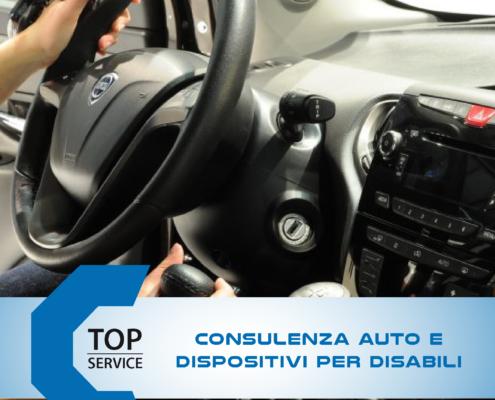 Consulenza auto e dispositivi per disabili a Cagliari | Top Service Centro Assistenza Auto