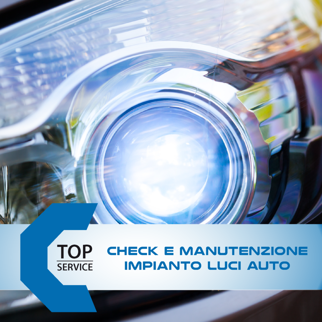 Check e manutenzione dell'impianto luci da Top Service a Quartu Sant Elena | Officina auto riparazioni