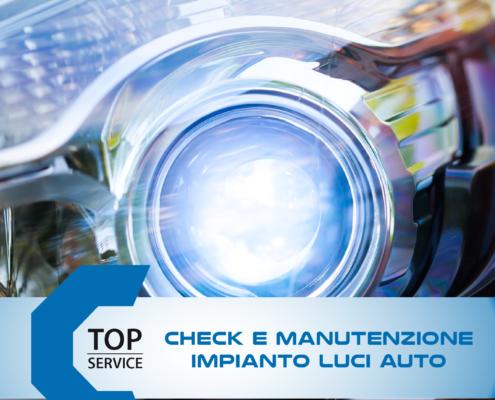 Check e manutenzione dell'impianto luci da Top Service a Quartu Sant Elena   Officina auto riparazioni