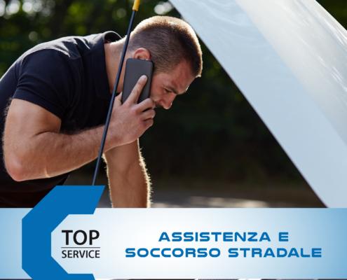 Assistenza e Soccorso Stradale a Quartu Sant'Elena e Cagliari da TOP SERVICE