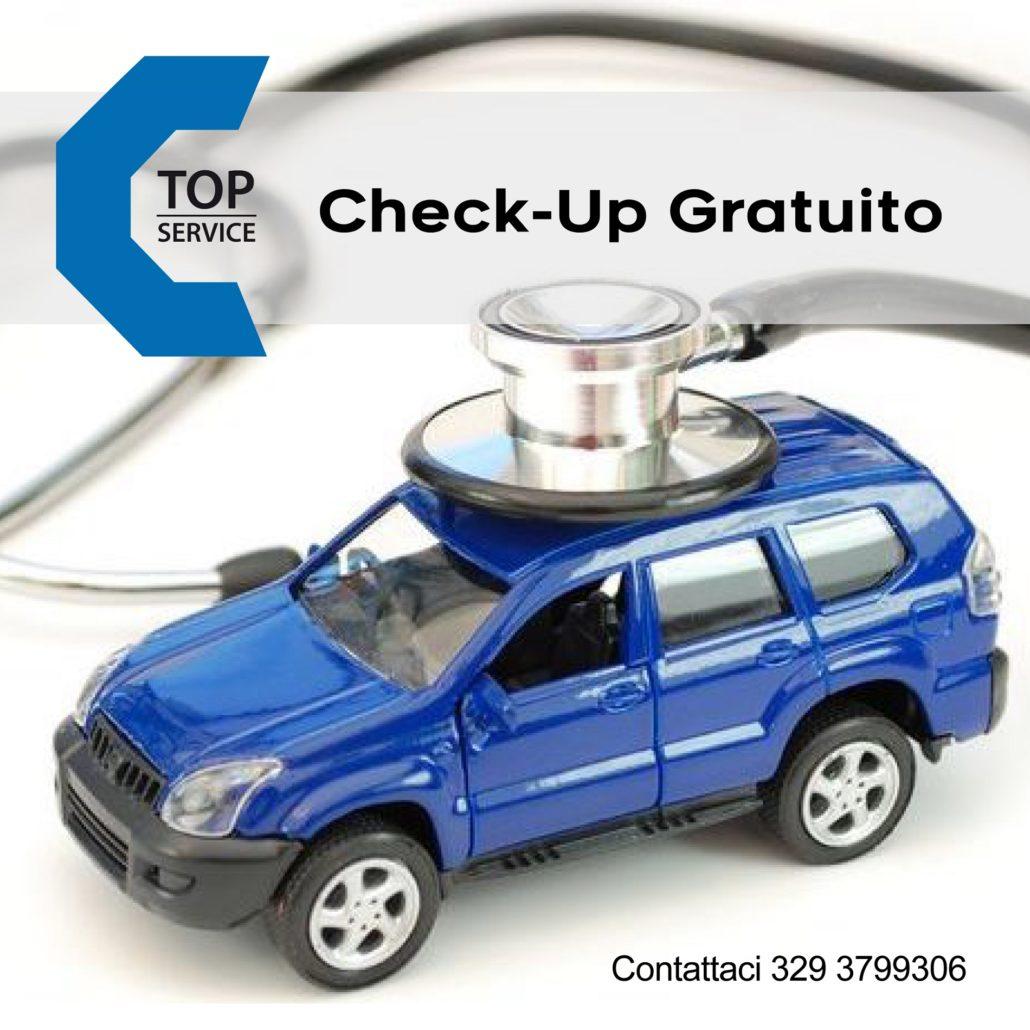 Passa da Top Service per un controllo gratuito della tua auto! Quartu Sant'Elena via Cimabue 17 +39 +3293799306