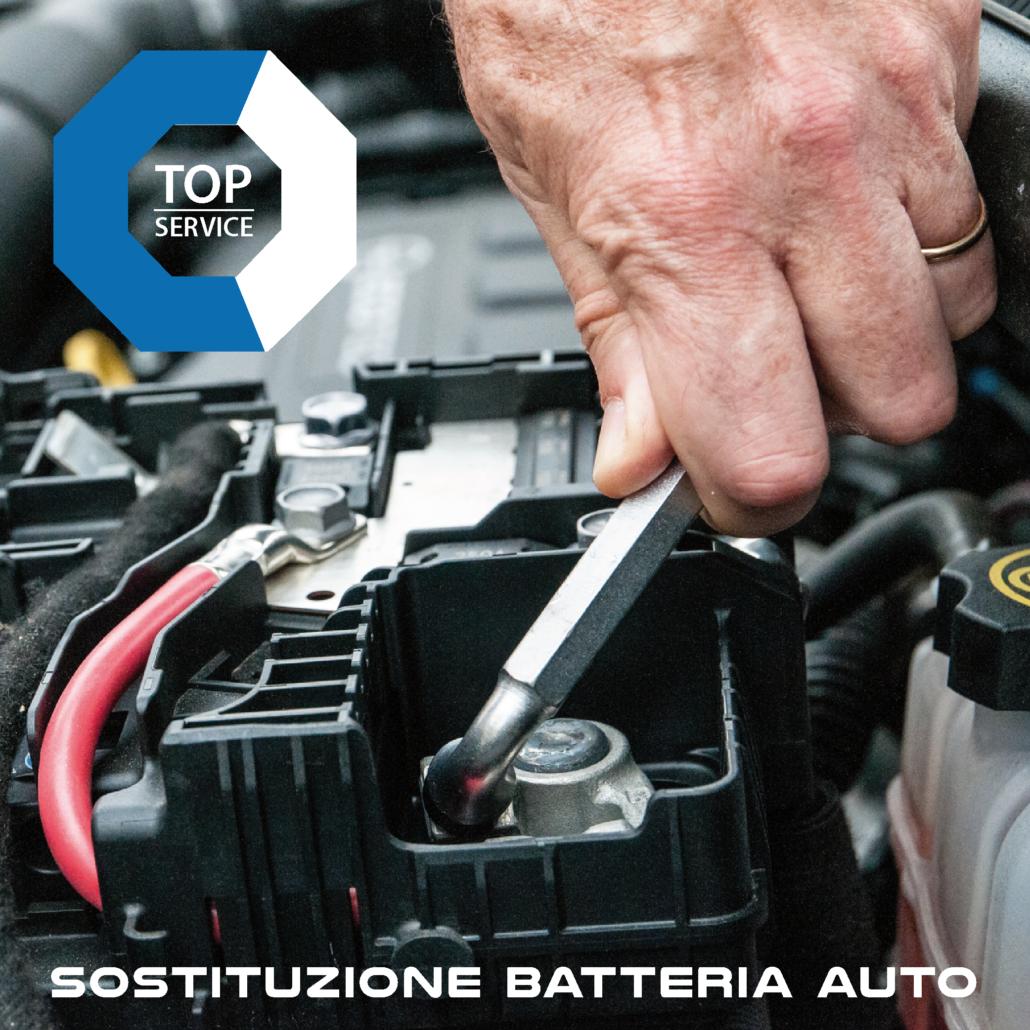 Hai la batteria a terra? Sostituzione batteria auto da TopService | meccanico a Cagliari e Hinterland