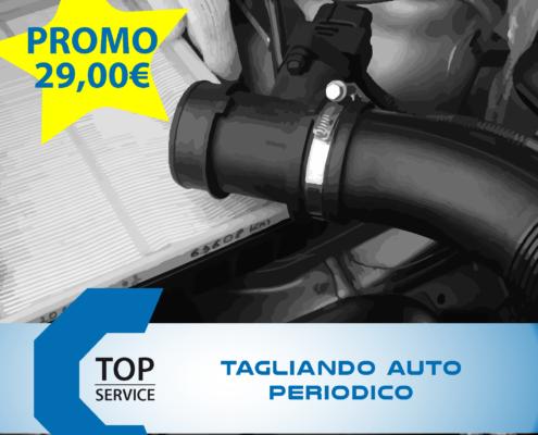 Tagliando Auto* a 29,00€ fino al 30 Aprile a Cagliari e Hinterland | TopService sas